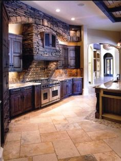 The kitchen in my dreams