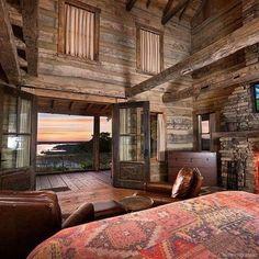 123 rustic log cabin homes design ideas