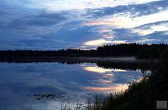 Photo 2014, Marjut Hakkola Peace, River, Celestial, Sunset, Nature, Outdoor, Sunsets, Outdoors, Naturaleza