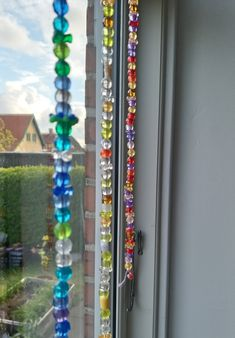 Sådanne snore med gennemsigtige perler til soveværelset. Wind Chimes, Outdoor Decor, Home Decor, Decoration Home, Room Decor, Home Interior Design, Home Decoration, Interior Design
