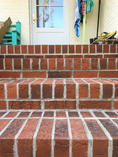 72 Best Brick Stairs And Entranceways Images In 2019