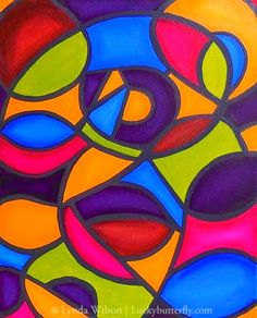 Geometric Abstract Art - Google Search