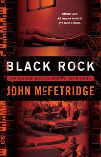 John McFetridge. Black Rock (2014) novel