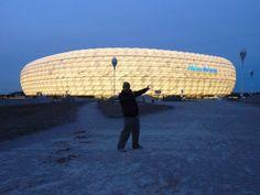 Múnich. Allienz Arena.
