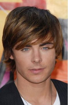 Stylish Cool Shaggy Hairstyles for Guys 2016