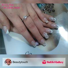 B.T.S 2016 by Beautytouch via Nail Art Gallery #nailartgallery #nailart #nails #mixedmedia