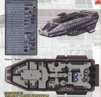 Star Wars Ship Deck Plans