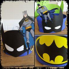 Verjaardagshoed batman