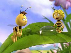 ...kehrt die Biene Maja mit einer Neuauflage ins Fernsehen zurück. Gemeinsam mit Kumpel Willi,...