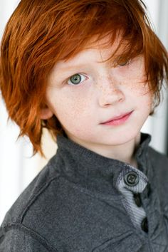 GAGE!!!!!!!!!!!!! ( a story of mine sorry.) I have been searching FOREVER for some boy or guy who has the right color red hair. lol