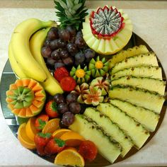 Fabulous obst dekoration 2015 Check more at http://www.rnadekoration.com/2015/06/21/fabulous-obst-dekoration-2015/