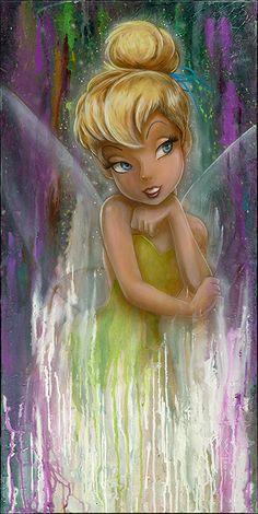 Tinker Bell by Darren Wilson