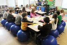 Classrooms trade in chairs for a well-rounded experience (MPNnow.com)