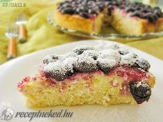Kuszkusz édesen Hungarian Cake, Hungarian Recipes, Healthy Food Options, Food To Make, Cake Recipes, Good Food, Food And Drink, Favorite Recipes, Sweets