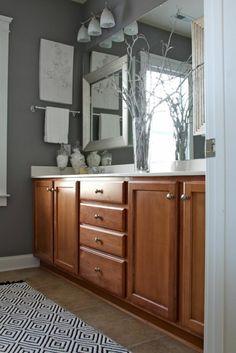 Badezimmer Grau   Ideen Für Ein Zeitloses Und Trendiges Baddesign