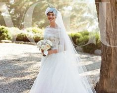 anne hathaway wore Valentino for her wedding day