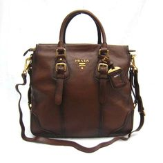 Best prada bag I've ever seen, though that's perhaps because it looks like old luggage;-)