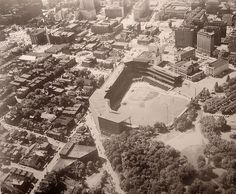Forbes Field Pittsburgh Pennsylvania 1950's | Photoscream | Flickr