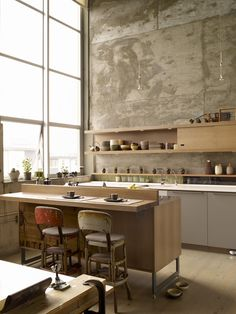 Kitchen of the Week: A Modern Live/Work Kitchen for an Oakland Creative Couple - Remodelista