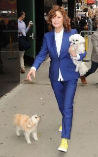 Susan Sarandon   Stylish celebrities over 60 - Fashion