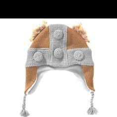 BabyGap Viking hat. Toddler style 2012