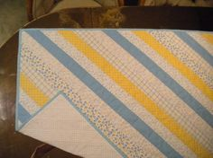 Quilting: Baby Quilts Nos 7, 8 & 9