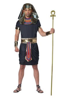 Adult Deluxe Pharaoh Costume