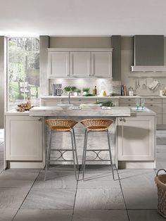 Die 45 besten Bilder von Landhaus-Küche: romantische Küche ...