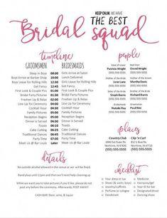 We Have The Best Bridal Squad Pink Version