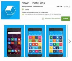 Los 16 Mejores Pack de Iconos para Android http://blgs.co/lmZxB7