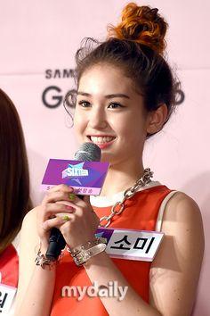 [PRESS] 2015.04.29 — Somi <SIXTEEN> Press Conference © mydaily.co.kr