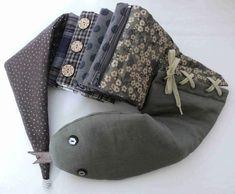 Serpent d'habillage, inspiré des cadres Peut être utiliser des chaussettes pour les différents tissus?