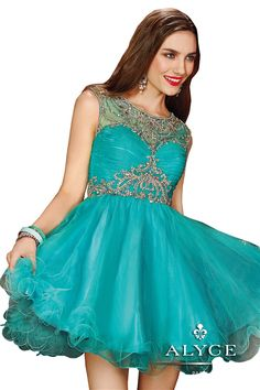 Alyce 3624 $278 coral size 6 Comment below to save 25% off this dress! Expires 7/31/2016