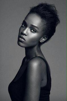 Leila Ndabirabe, Burundian.