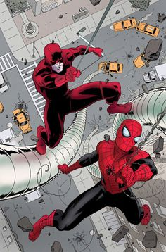 Daredevil and the Superior Spider Man