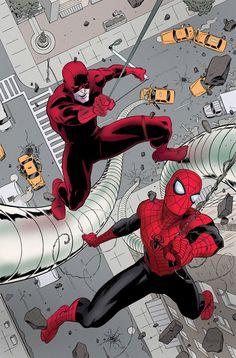 Daredevil and the Superior Spider Man