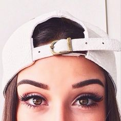 pinterest: • d a n a •                                                                                             Eye goals ♡