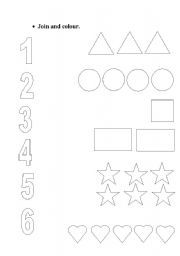 Worksheets for 2 Year Olds | Worksheets