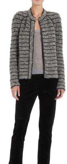Etoile Isabel Marant Cardigan jacket Isabel Marant Striped Jacket SALE