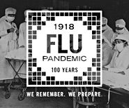 One hundred years ago the 1918 influenza pandemic devastated entire communities and took an estimated American lives. It was the most severe pandemic in recent history, sweeping the globe quickly and killing more than 50 million people. Helping Children, Flu Season, American Life, We Remember, History Books, Need To Know, Persona