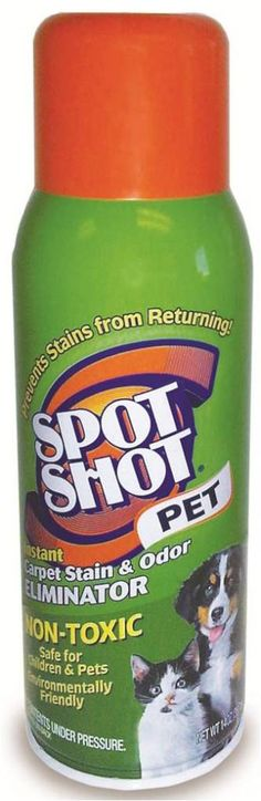 Spot Shot Pet Carpet Stain Remover {review & giveaway} | Kate and Kaboodle