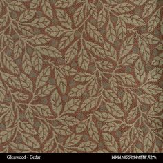 Glenwood Cedar Fabric Archive Edition Fabrics Leathers And Mission Furniture