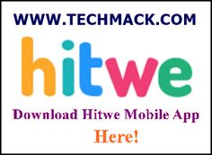 Hitwe app Download for Blackberry - Hitwe Apk for Android, iPhone