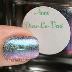 Anne Dieu-Le-Veut (swatched by lylynails)