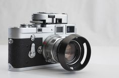 M3 with Summicron 50/2 currently on ebay .....