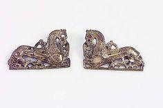 horse-shaped brooch from Birka (Historiska Museet)