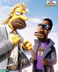 """Grand Theft Otto"", amazing mashup created by Dan Luvisi"