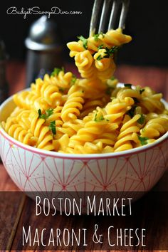 The ULTIMATE Easy Mac and Cheese Recipe - Done in under 30 minutes. Boston Market Macaroni And Cheese Recipe #copycat #bostonmarket #recipe #macandcheese #macaroniandcheese #budgetsavvydiva #pasta  via budgetsavvydiva.com