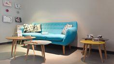 Zeitschriften auf Kleiderbügel hängen, Super Sofa!