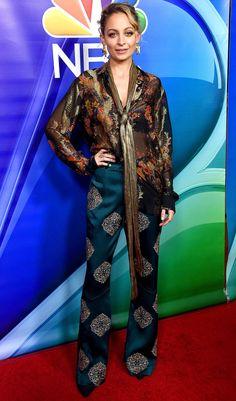 Nicole Richie in Etro